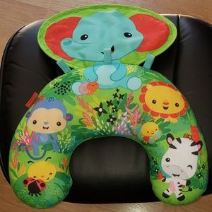 Lil Jungle Boppy Nursing Pillow